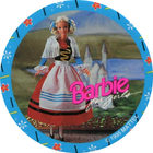 Pog n°50 - Barbie for girls - World Pog Federation (WPF)