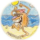Pog n°61 - POG Soleil - Série n°3 - Tour du monde - World Pog Federation (WPF)