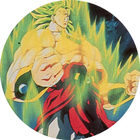 Pog n°57 - Broly - Dragon Ball Z - Caps - Panini