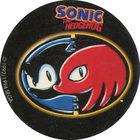 Pog n°1 - Sonic the Hedgehog - Auchan - Wackers