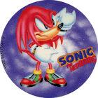 Pog n°2 - Sonic the Hedgehog - Auchan - Wackers