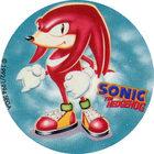 Pog n°5 - Sonic the Hedgehog - Auchan - Wackers