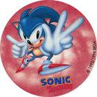 Pog n°7 - Sonic the Hedgehog - Auchan - Wackers