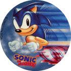 Pog n°9 - Sonic the Hedgehog - Auchan - Wackers