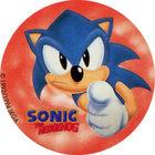 Pog n°10 - Sonic the Hedgehog - Auchan - Wackers