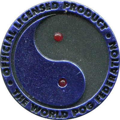 Pog n° - Magic Kini - World Pog Federation (WPF)