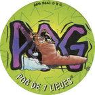 Pog n°4 - Pog de 7 lieues - Harry's - World Pog Federation (WPF)