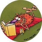 Pog n°3 - POGMAN Cool 3 - Babybel - World Pog Federation (WPF)
