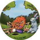 Pog n°5 - POGMAN Écolo 1 - Babybel - World Pog Federation (WPF)