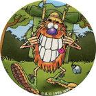 Pog n°7 - POGMAN Écolo 3 - Babybel - World Pog Federation (WPF)