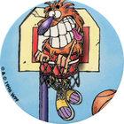 Pog n°13 - POGMAN Sportif 1 - Babybel - World Pog Federation (WPF)