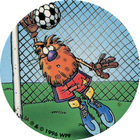 Pog n°14 - POGMAN Sportif 2 - Babybel - World Pog Federation (WPF)