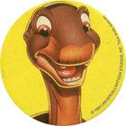 Pog n°1 - Petit-Pied - Le petit dinosaure 3 - La source miraculeuse - World Pog Federation (WPF)