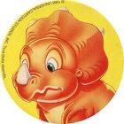Pog n°2 - Céra - Le petit dinosaure 3 - La source miraculeuse - World Pog Federation (WPF)