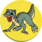 Pog n°4 - Becky - Le petit dinosaure 3 - La source miraculeuse - World Pog Federation (WPF)
