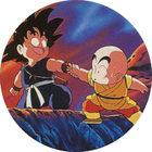 Pog n°65 - Sangoku & Krilin - Dragon Ball Z - Caps - Panini