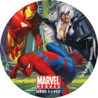 Pog n°13 - City - Marvel Heroes - Global Pog Association (GPA)