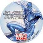 Pog n°32 - Silver Surfer - Marvel Heroes - Global Pog Association (GPA)
