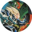 Pog n°69 - Vegeta & Cell - Dragon Ball Z - Caps - Panini