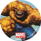 Pog n°37 - Thing - Marvel Heroes - Global Pog Association (GPA)