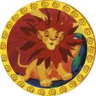 Pog n°11 - Simba - Le Roi Lion - Panini
