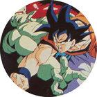 Pog n°71 - Bojack & Sangoku - Dragon Ball Z - Caps - Panini