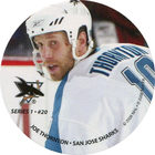Pog n°20 - Joe THORNTON - NHL - Global Pog Association (GPA)