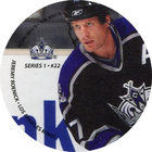 Pog n°22 - Jeremy ROENICK - NHL - Global Pog Association (GPA)
