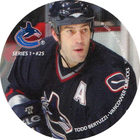 Pog n°25 - Todd BERTUZZI - NHL - Global Pog Association (GPA)