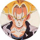Pog n°76 - Trunks - Dragon Ball Z - Caps - Panini