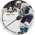 Pog n°47 - Teemu SELANNE - NHL - Global Pog Association (GPA)