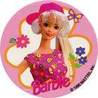 Pog n°2 - Barbie - World Pog Federation (WPF)