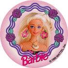 Pog n°7 - Barbie - World Pog Federation (WPF)