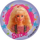 Pog n°9 - Barbie - World Pog Federation (WPF)