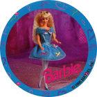 Pog n°22 - Barbie - World Pog Federation (WPF)