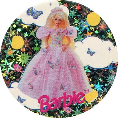 Pog n° - Barbie - World Pog Federation (WPF)