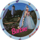 Pog n°40 - Barbie - World Pog Federation (WPF)
