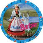 Pog n°41 - Barbie - World Pog Federation (WPF)
