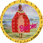 Pog n°43 - Barbie - World Pog Federation (WPF)