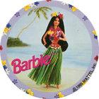Pog n°44 - Barbie - World Pog Federation (WPF)