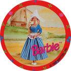 Pog n°47 - Barbie - World Pog Federation (WPF)