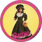 Pog n°50 - Barbie - World Pog Federation (WPF)