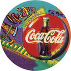 Pog n°6 - Coca Cola - World Pog Federation (WPF)