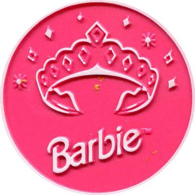 Pog n° - Barbie - Slammers - World Pog Federation (WPF)