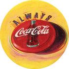 Pog n°1 - Coca Cola - World Pog Federation (WPF)