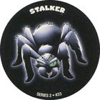 Pog n°33 - Stalker - Series #2 - Global Pog Association (GPA)