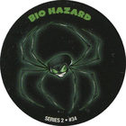 Pog n°34 - Bio hazard - Series #2 - Global Pog Association (GPA)