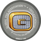Pog n°49 - G-bling - Series #2 - Global Pog Association (GPA)