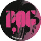 Pog n°51 - Stencil - Series #2 - Global Pog Association (GPA)