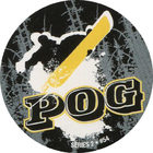Pog n°54 - Snow - Series #2 - Global Pog Association (GPA)